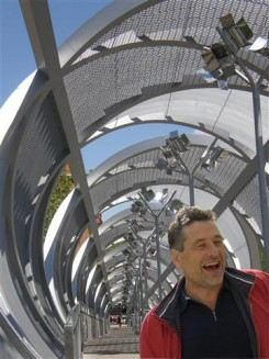 Werner Durrer, Fachmann für Architekturführungen und Städtebauführungen