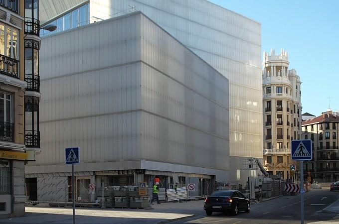 Neue Markhalle Barceló