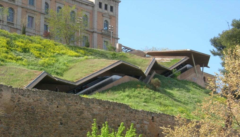 Toledo madrides architecture tours madridmadrides for Escaleras toledo